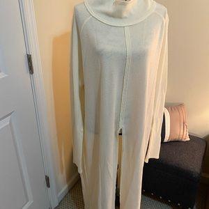 Free people tunic sweater size XL
